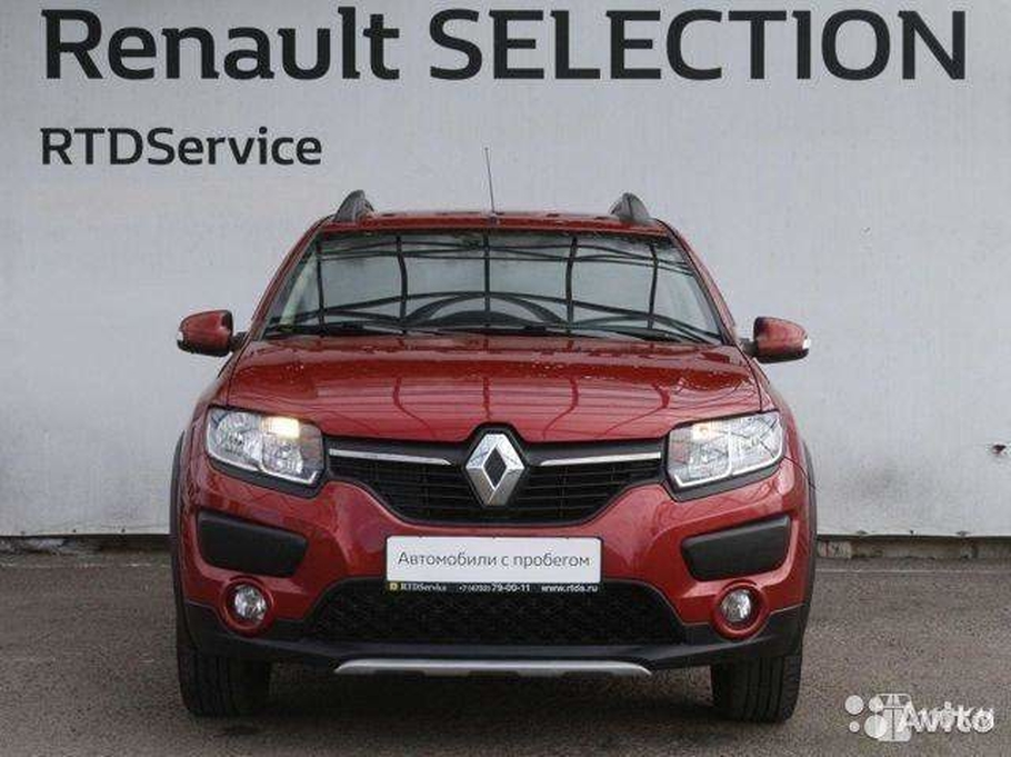Объявление о продаже Renault Sandero Stepway Limited Edition 1.6 MT 2015 г. г. фото 5