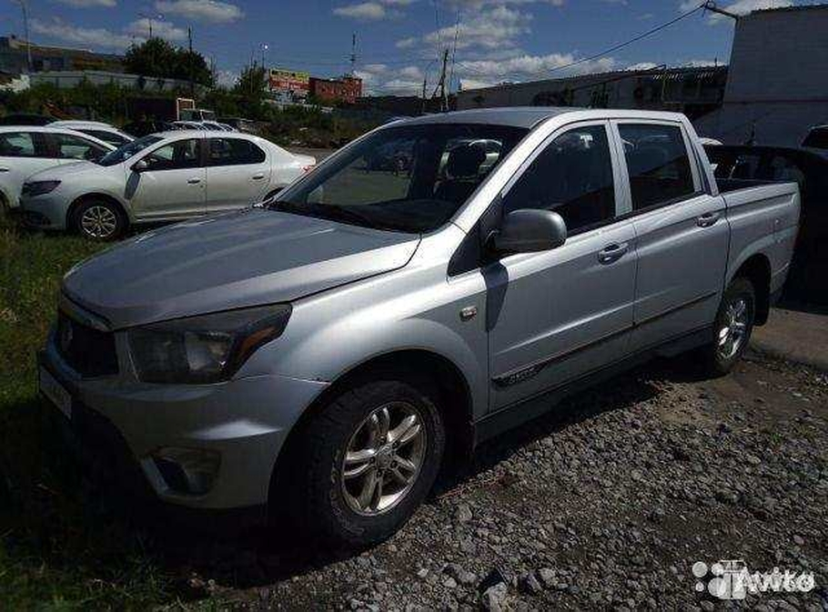 Объявление о продаже SsangYong Actyon Sports Welcome 2.3 MT 4x4 2012 г. г.